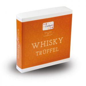 Whisky Trüffel - 9er Präsent der Esther Confiserie aus Kulmbach in Oberfranken