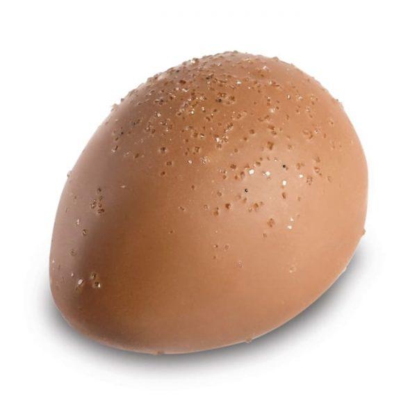 Vanille Pralinen in Eierform der Esther Confiserie