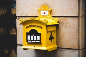 Esther Confiserie Post DHL Versand von Pralinen und Schokoladen