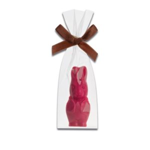 Schokoladenhase (pink) Oskar der Esther Confiserie aus Kulmbach
