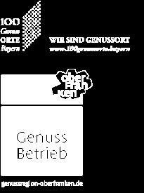 100 Genussorte in Oberfranken und Genussregion Oberfranken - Esther Confiserie