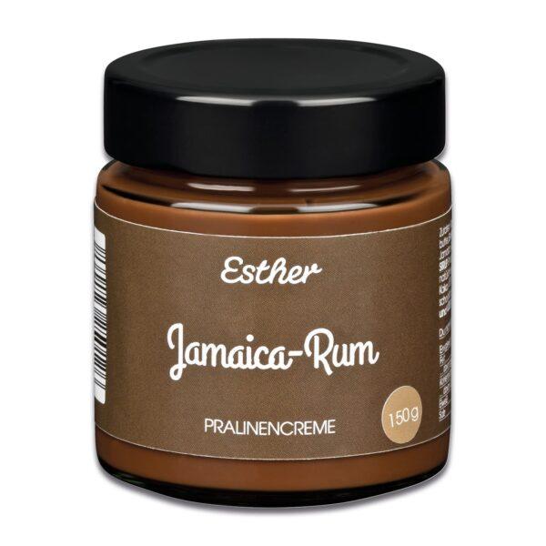 Pralinencreme Jamaica Rum Trüffel der Esther Confiserie aus Kulmbach in Oberfranken
