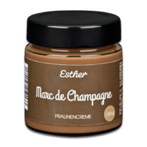 Pralinencreme Marc De Champagne Trüffel der Esther Confiserie aus Kulmbach in Oberfranken