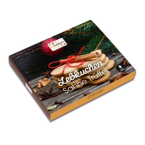 16er Packung Lebkuchen Trüffel der Esther Confiserie aus Kulmbach in Oberfranken